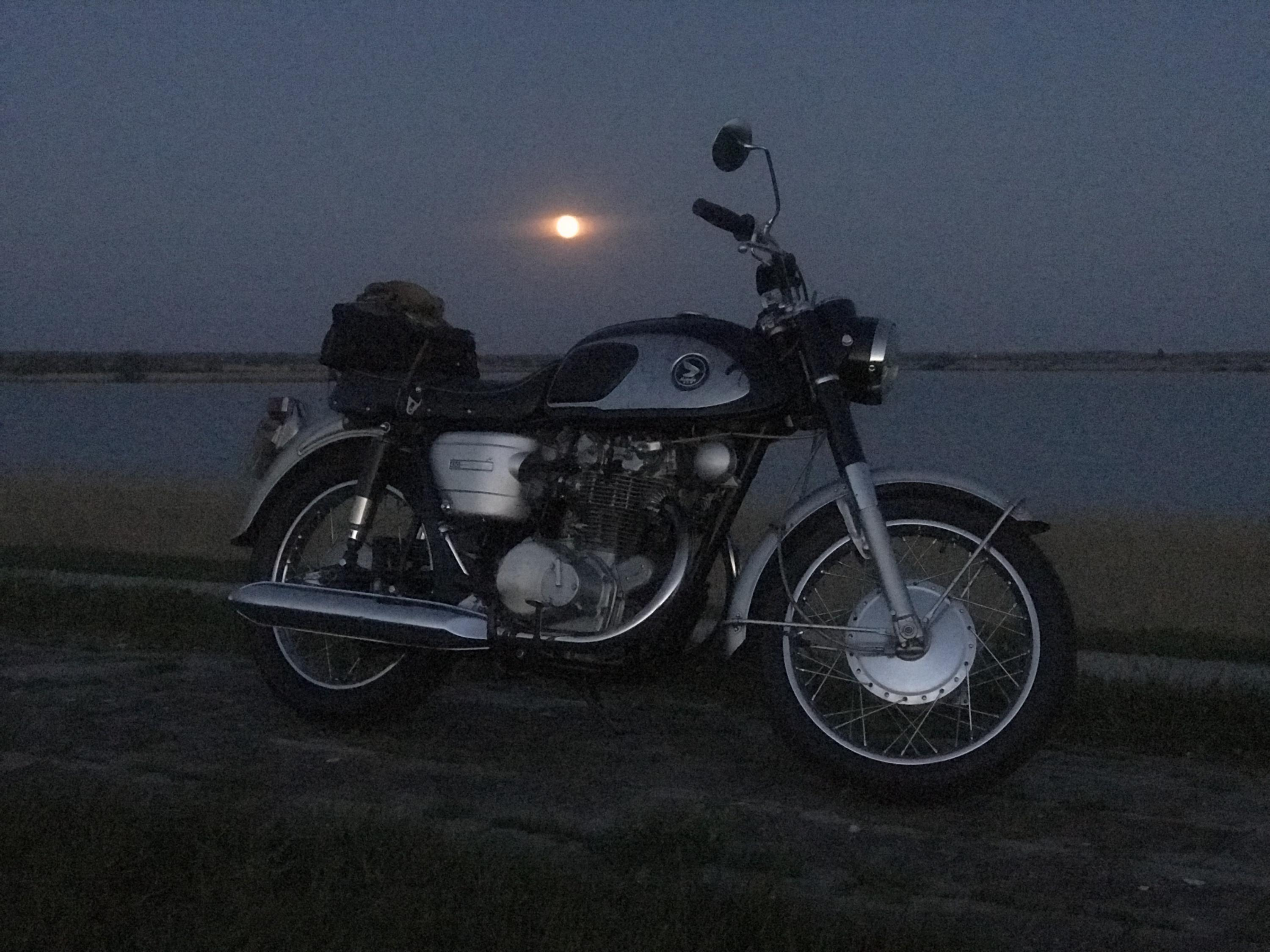 Full synthetic oil in a fresh build CB450 K0 engine from mile 0 ?-img_7692.jpg