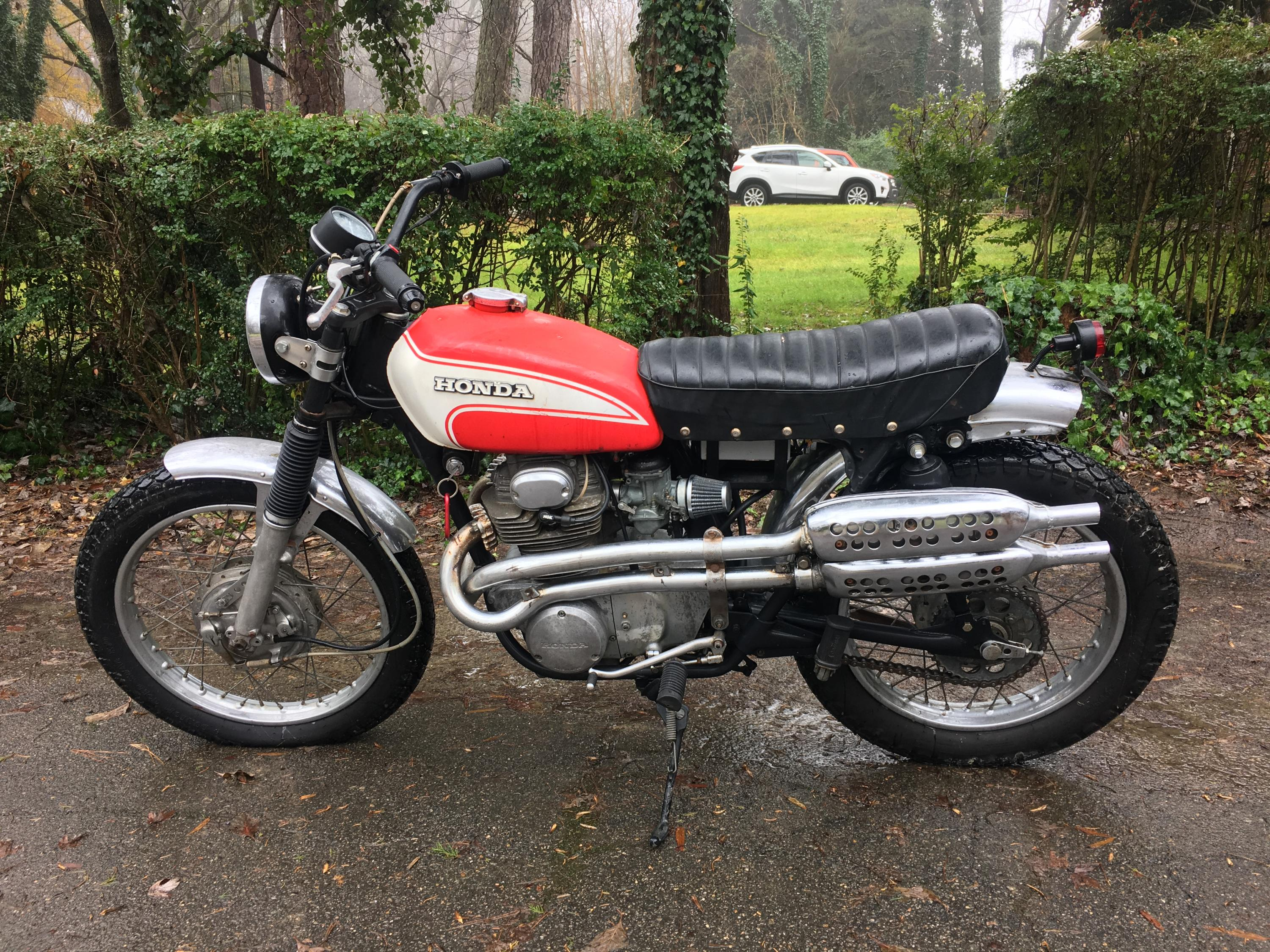 '71 CL350 lost power and died after 15 min of riding.-img_8319.jpg