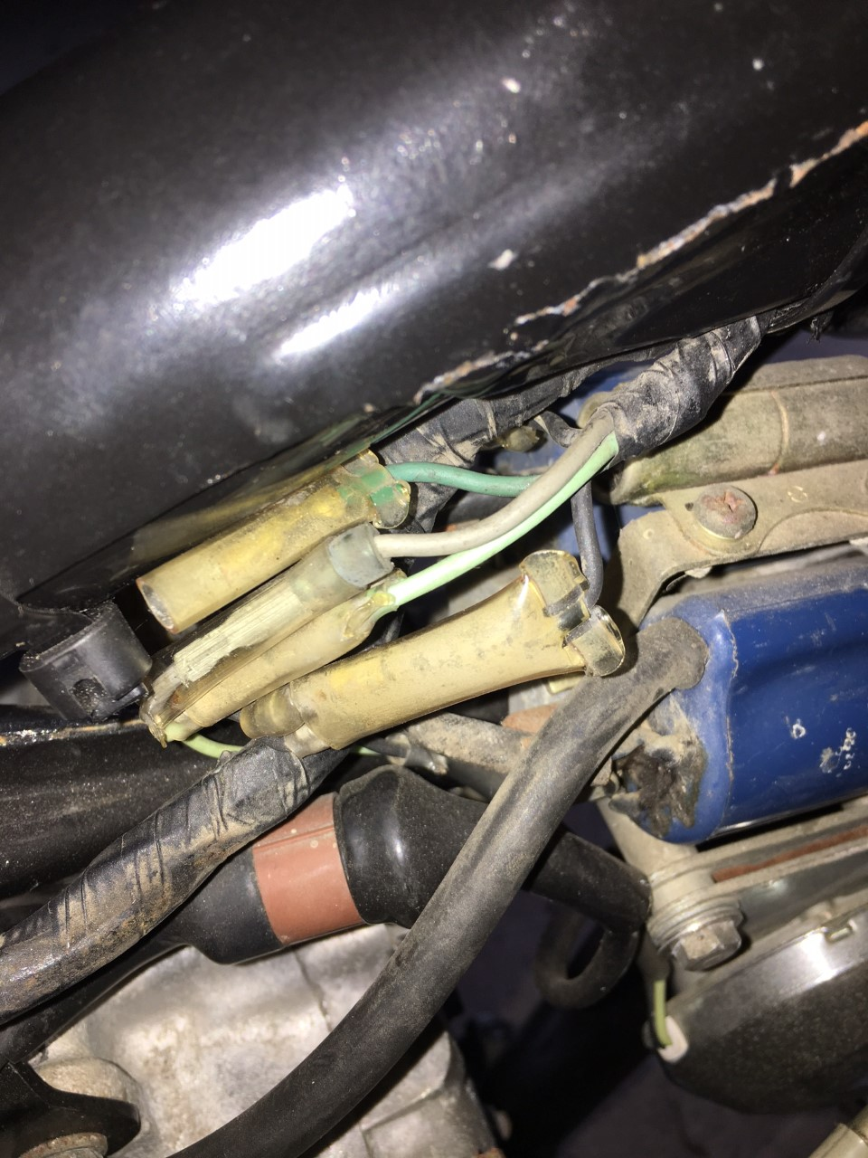 Honda Of Greeley >> 1972 CB450 Electrical Questions