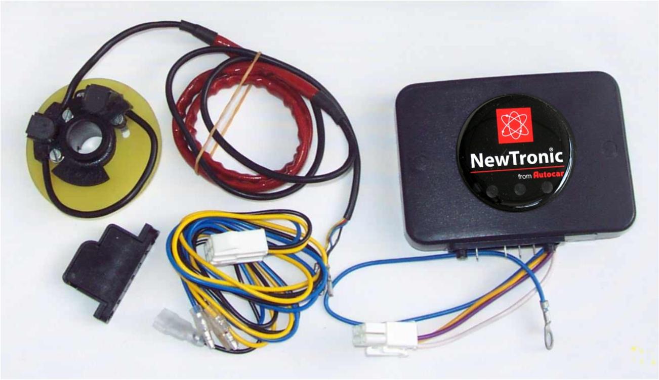 Newtronic Electronic Ignition
