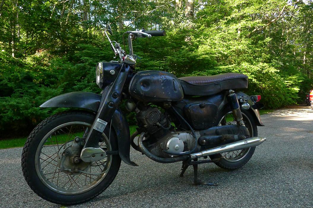 1965 honda benly ca95 restoration 1965 honda benly ca95 restoration oyuyghk jpg