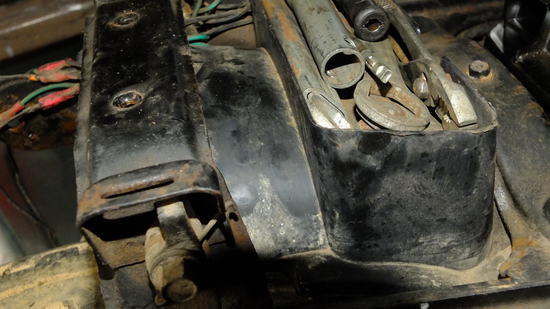 James Adams - My CB400N restoration-plastic-guard-toolbox.jpg