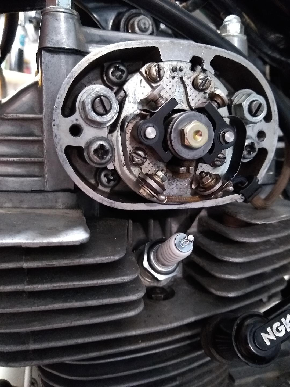 1972 CB350K4 Won't Idle-points-connection.jpg