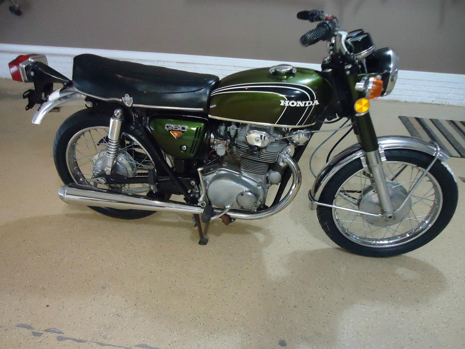 72 Cb350 Beginner Build 1970 Honda Ct70 Throttle Cable S L1600
