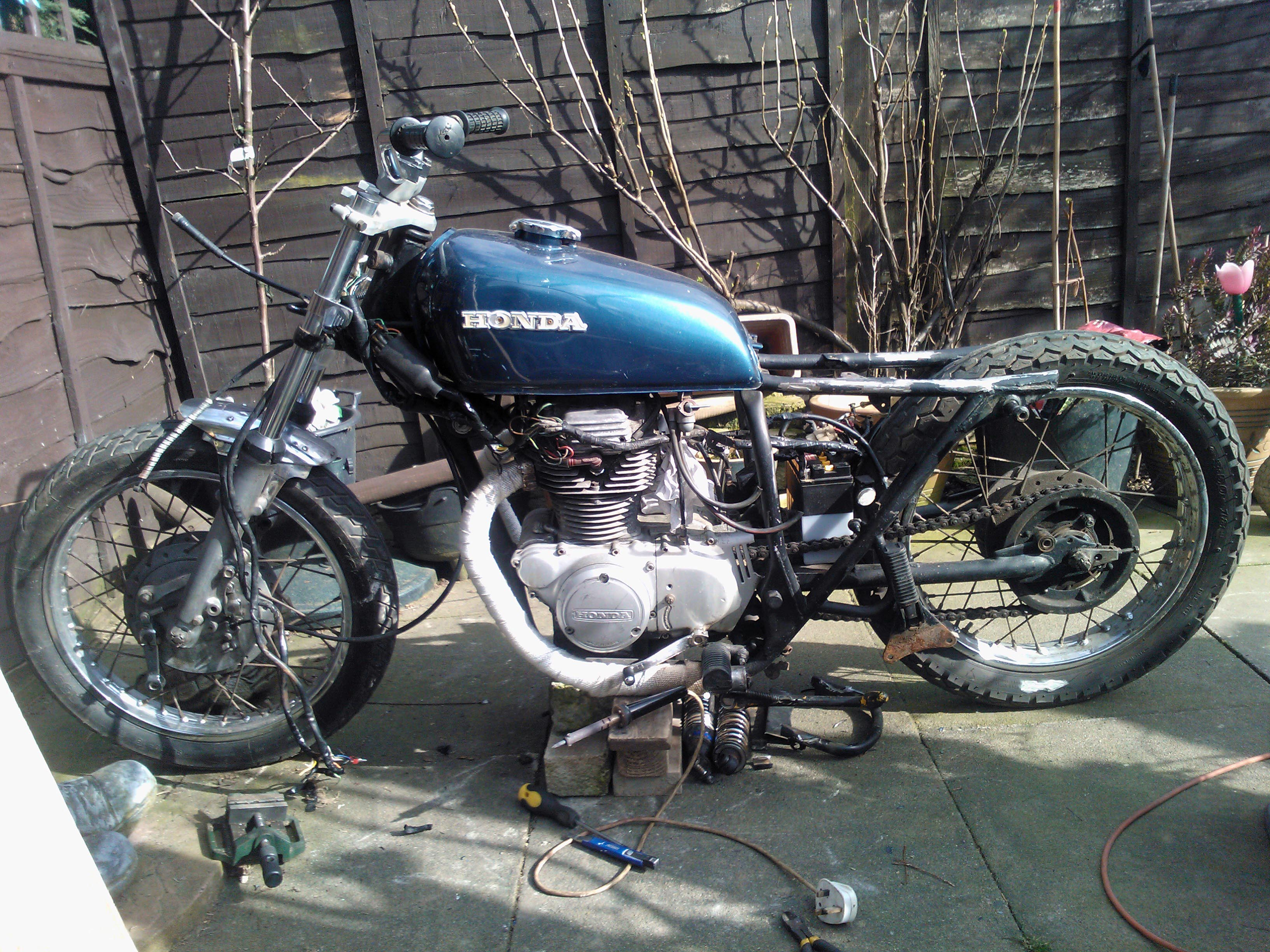 Project Cb250 G5 Page 3 Honda Wiring Diagram Salter S Phone 000005