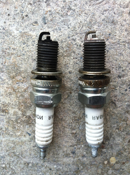 16995d1343056682-1974-cb200-1-black-spark-plug-sparks When To Replace Spark Plug Wires on when to replace engine air filter, when to replace suspension, when to replace clutch, when to replace belts, when to replace pistons, when to replace wheels,