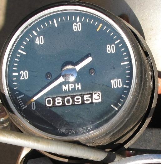 1971 CB175 (K5) - Rebuilding Miss Daisy-speed.jpg