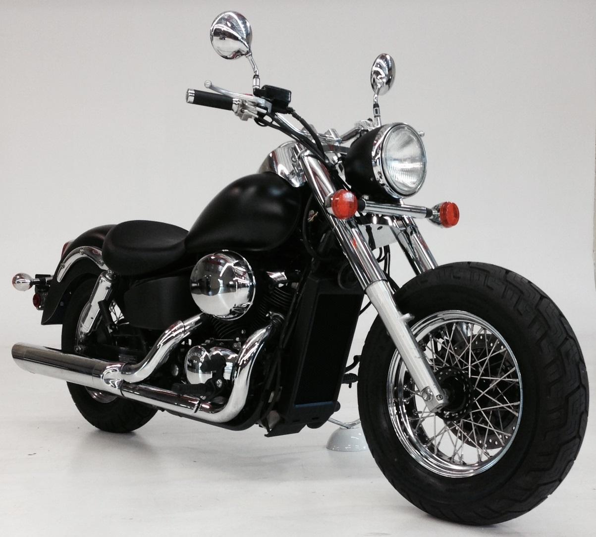 2002 Honda Shadow Fatboy Custom