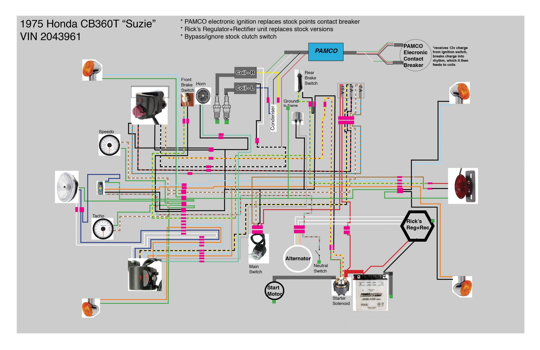 1975 Honda Cb360 Engine Wiring Diagram -2000 Chevy Tracker Fuse Diagram |  Begeboy Wiring Diagram SourceBegeboy Wiring Diagram Source