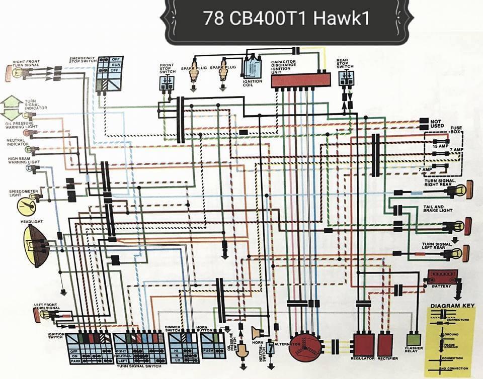 [SODI_2457]   Wiring | Honda Twins | 78 Cb400 Wiring Diagram |  | Honda Twins