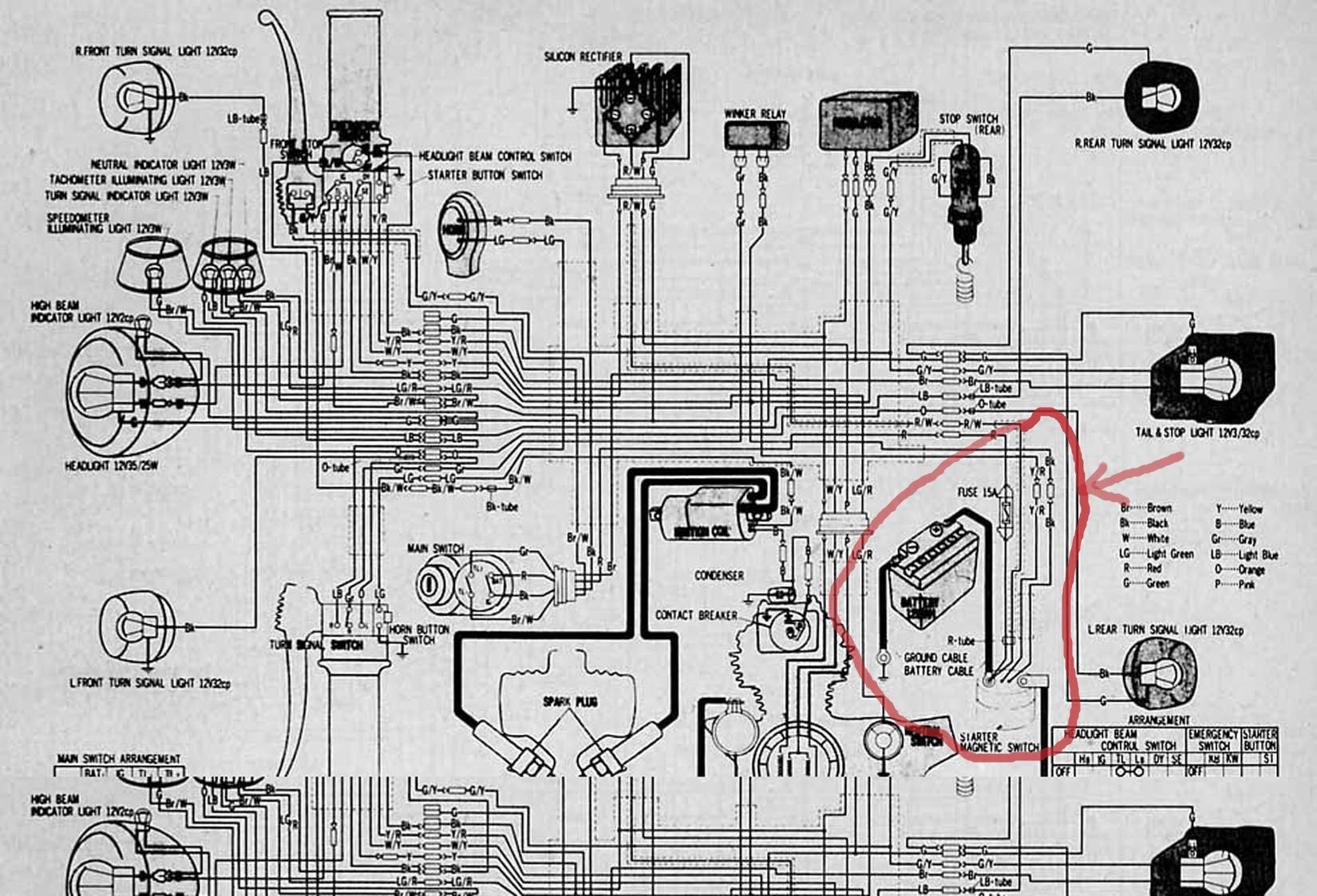 Honda Cb 700 Wire Diagram 1968 Chevy Truck Wiring Diagram Schematic Bege Wiring Diagram